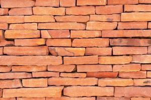 azulejos fundo de parede de tijolo foto