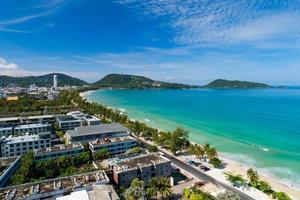 praia de patong phuket tailândia foto