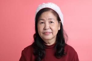 retrato de mulher asiática foto