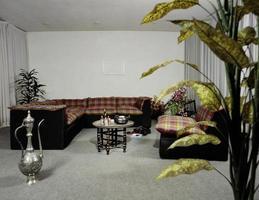 sala de jantar de design moderno, quarto, conjuntos de sala de estar foto