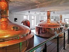 recipientes para produção de cerveja foto