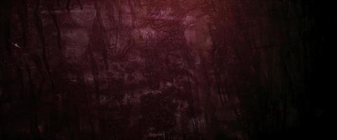 fundo de parede assustador, textura de cimento de concreto de terror para o fundo foto