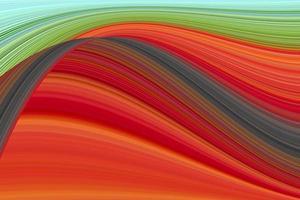linhas abstratas fundo colorido foto