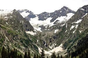 kumrat valley jazz banda beautiful landscape mountain view foto