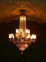 o interior da ópera foto