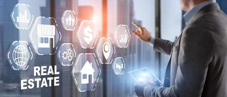 imobiliária. compra e venda de imóveis 2021 foto