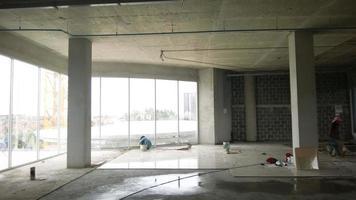 a construção do site foto