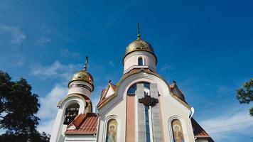 igreja de st. príncipe igor de chernigov foto