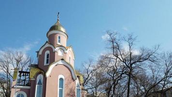 igreja-capela de s. e desenhou o primeiro ponto de referência da cidade. foto