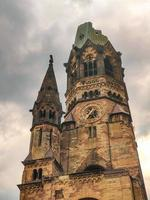 Berlim 2019 - igreja memorial kaiser wilhelm foto