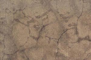 textura de papel para o fundo. textura velha do grunge do vintage. textura de piso de cimento foto