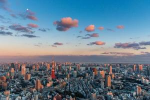 torre de Tóquio foto