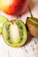 kiwi fatiado foto