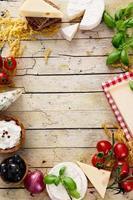 cozinha italiana foto