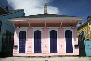 casa do distrito francês foto