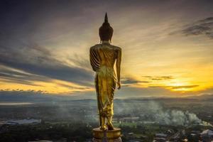 wat phra that kao noi nan, tailândia. foto