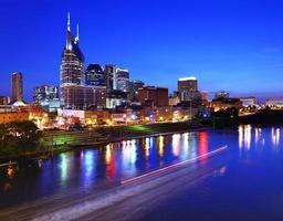 Downtown Nashville foto