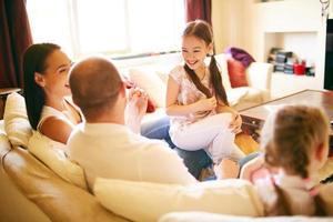 conversa em família