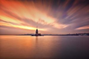 torre da donzela longa exposição