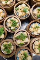 bolinho de massa chinês
