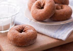rosquinhas de açúcar foto