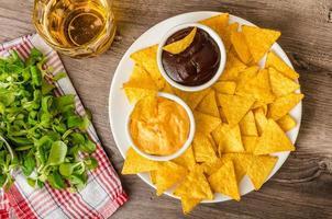 tortilla chips foto