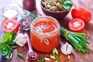 salsa foto