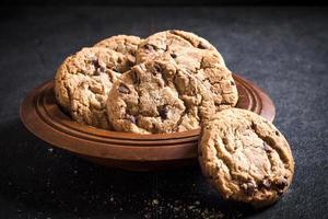 biscoitos com chip foto