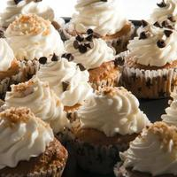muffins sem glúten de doces americanos