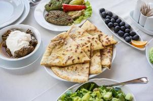 comida georgiana foto