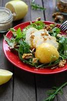 salada de inverno com pêra bera foto