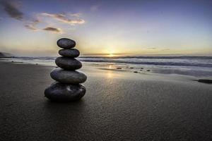 pilha de pedra
