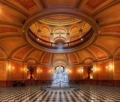 rotunda do capitólio do estado da califórnia foto