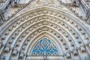 catedral de barcelona foto