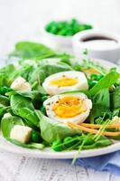 salada primavera foto