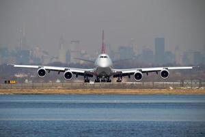 boeing 747-800 foto