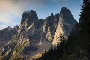 pináculos invernos adiantados