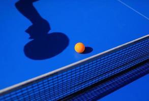 tênis de mesa foto