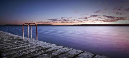 lake illawarra foto