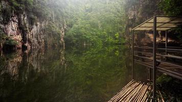 espelho do lago foto