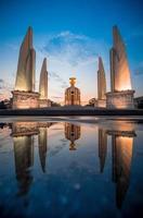 monumento da democracia foto