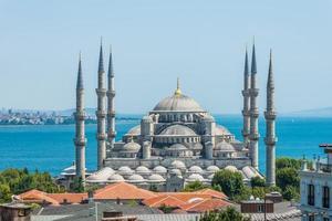 Mesquita Azul foto