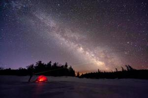 galáxia foto