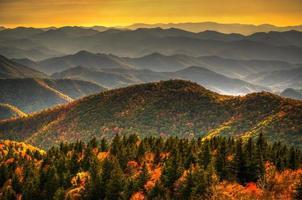 montanhas cowee foto