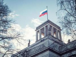 embaixada russa foto