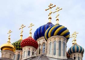 cruzes ortodoxas foto
