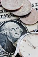 tempo é dinheiro foto