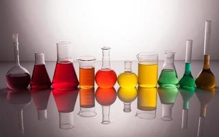 vidro de laboratório