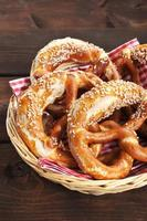 pretzels da Baviera