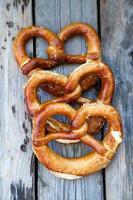 brezel / pretzel